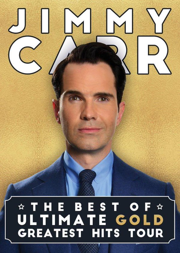 Jimmy Carr Tour Plymouth