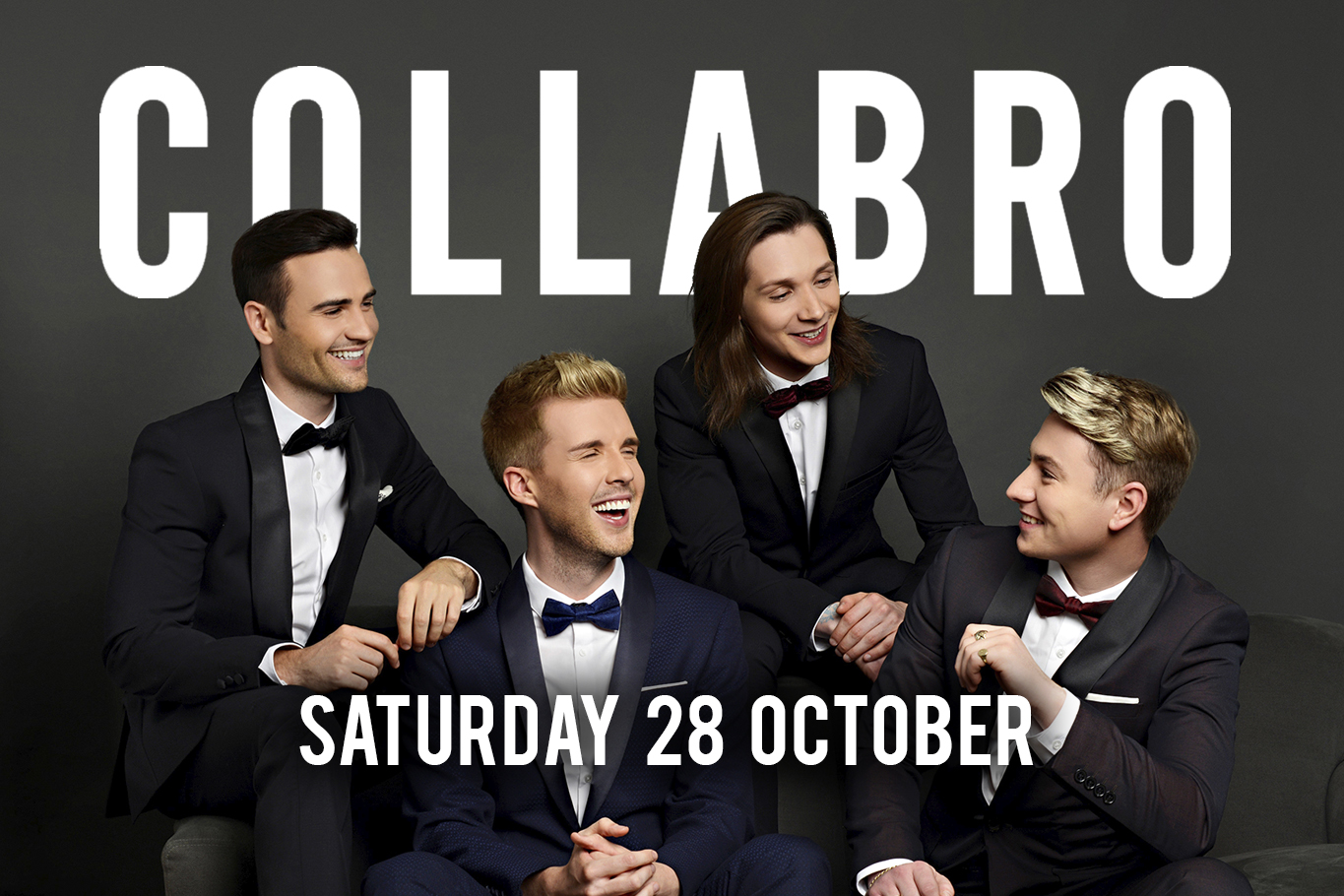 Collabro Plymouth Pavilions