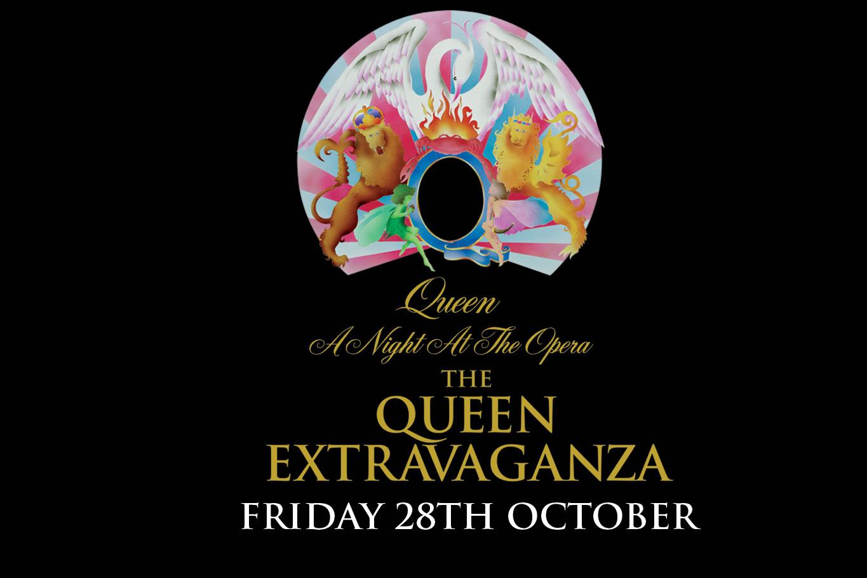 Queen Extravaganza Plymouth Pavilions