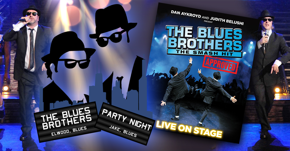 Blues Brothers Party Night