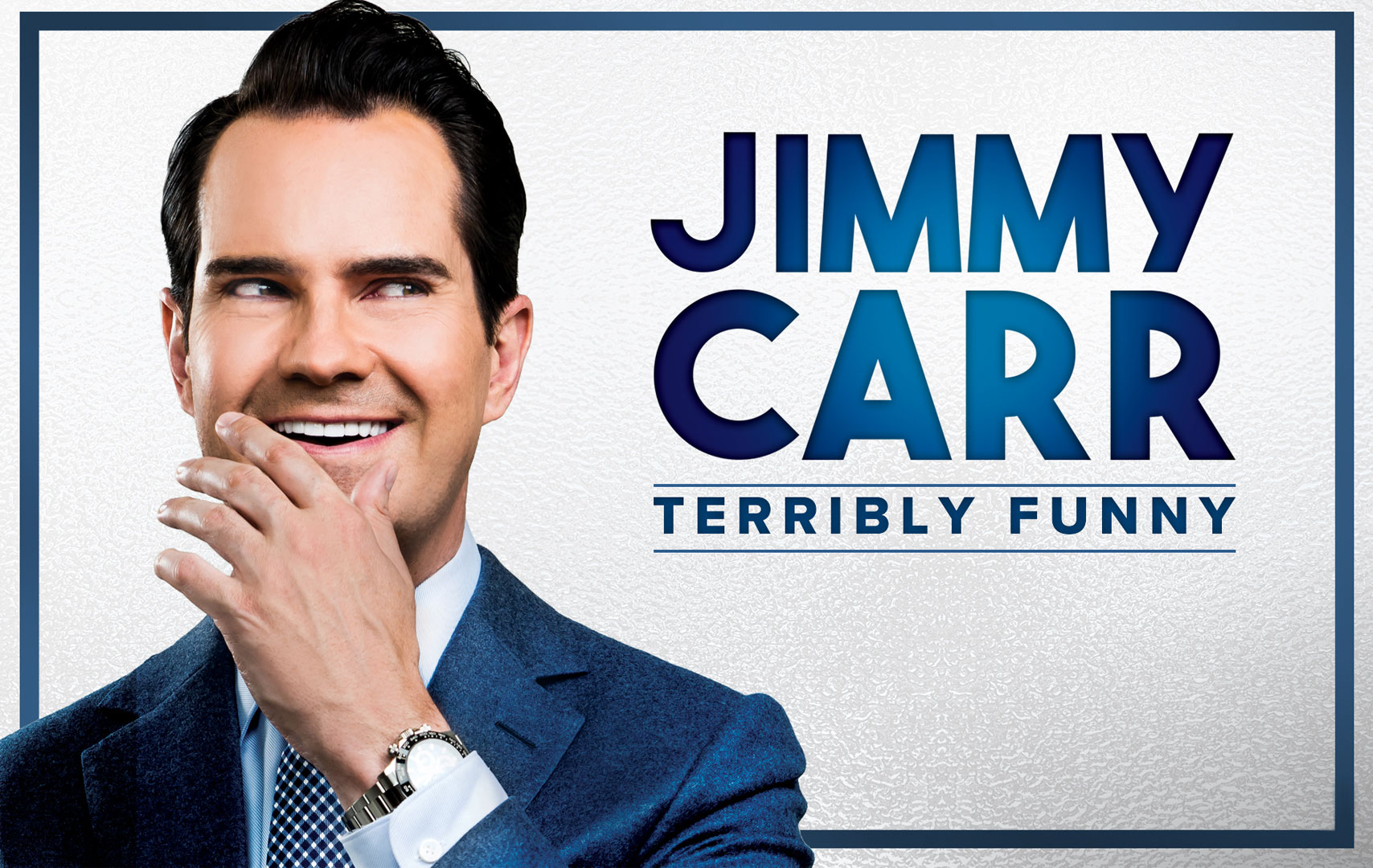 Dantdm Tour 2020 Jimmy Carr   Terribly Funny 2020